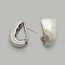 Серебряные серьги АМ-1154458