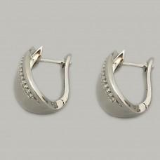 Срібні сережки  АМ-1154919