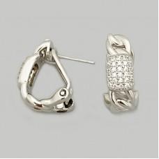 Серебряные серьги АМ-1154988