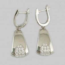 Срібні сережки АМ-1155134
