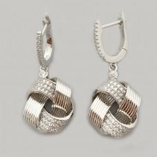 Срібні сережки АМ-1155174