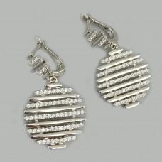 Срібні сережки АМ-1155224