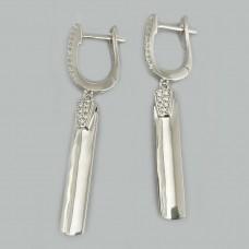 Срібні сережки АМ-1155265