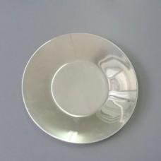 Серебряное блюдце хю-080490