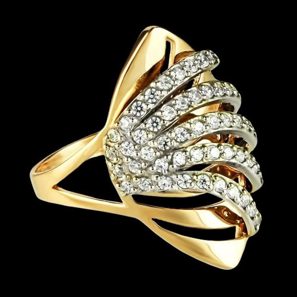 Золотое кольцо аг-111162