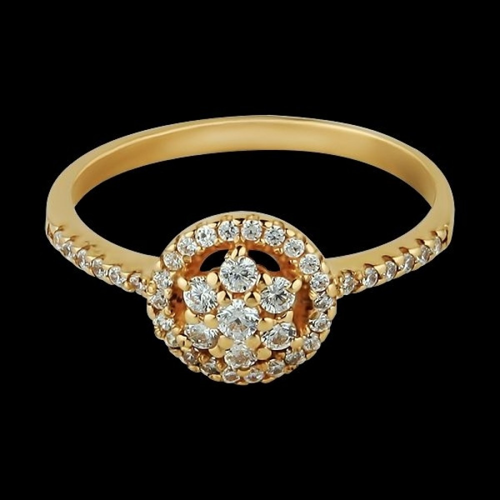 Золотое кольцо аг-111175