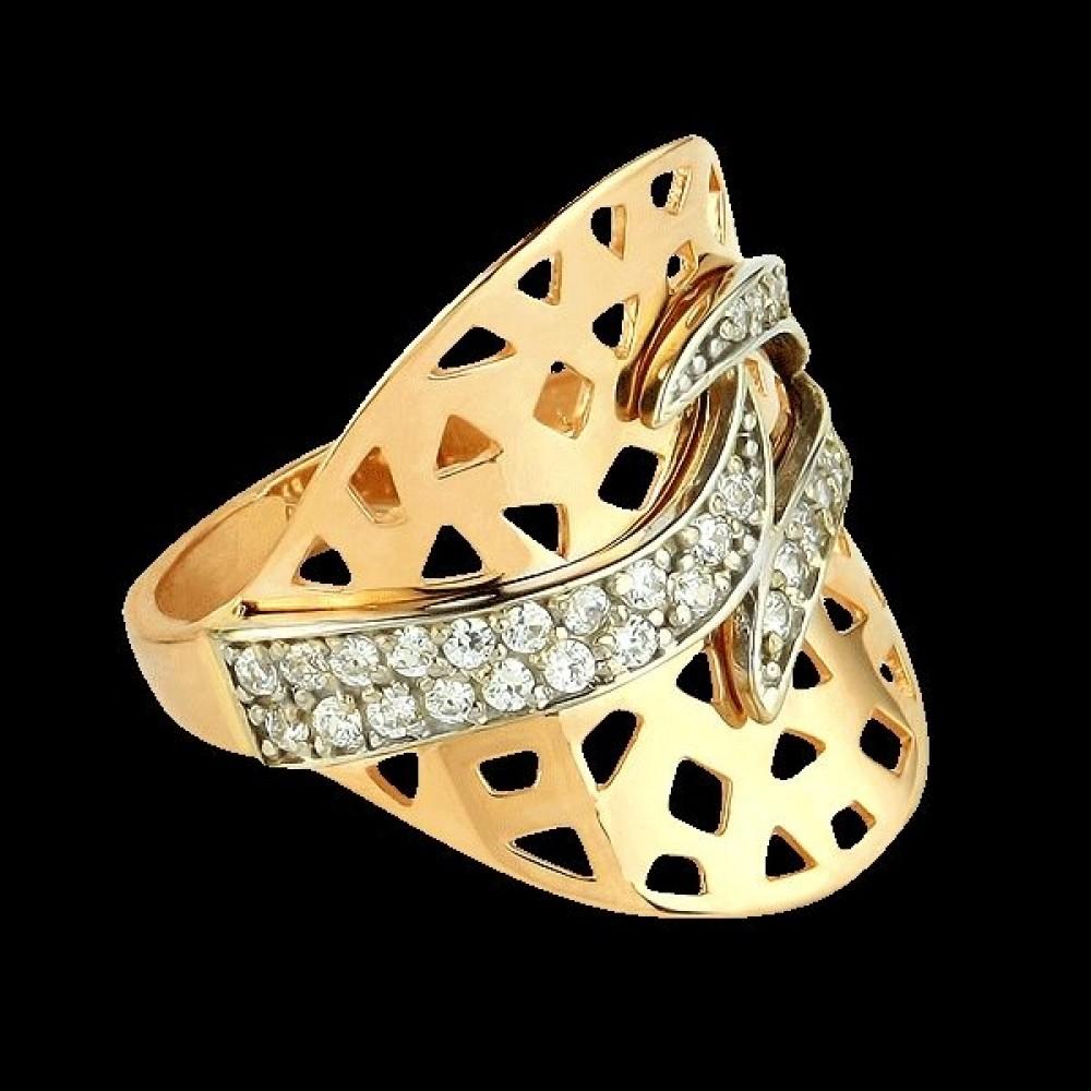 Золотое кольцо аг-111192