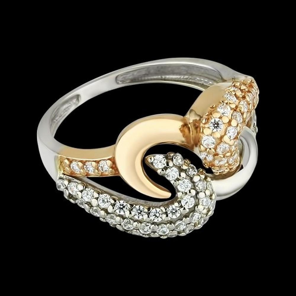 Золотое кольцо аг-111224