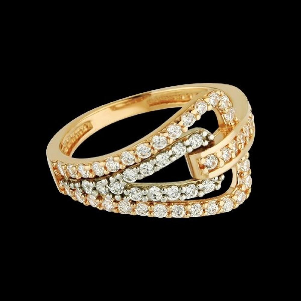 Золотое кольцо аг-111308