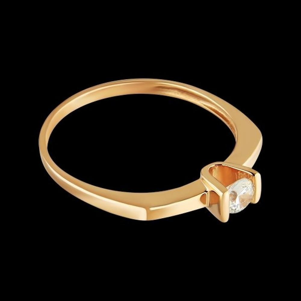 Золотое кольцо аг-111320