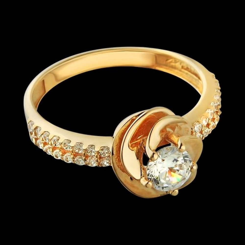 Золотое кольцо аг-111371