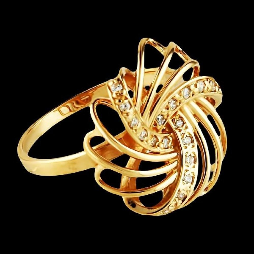 Золотое кольцо аг-1710267