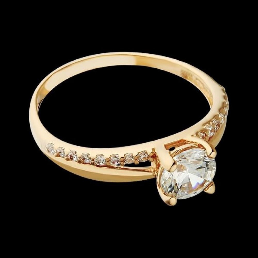Золотое кольцо аг-1710333