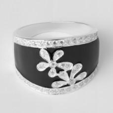 Срібна каблучка ЮМ-1657