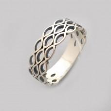Серебряное кольцо бр-0059621