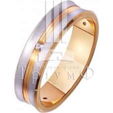 Обручальное кольцо 412802