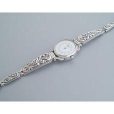 Серебряные часы бр-7100030