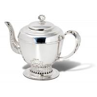 Серебряный чайник Восточный ХЮ-080748