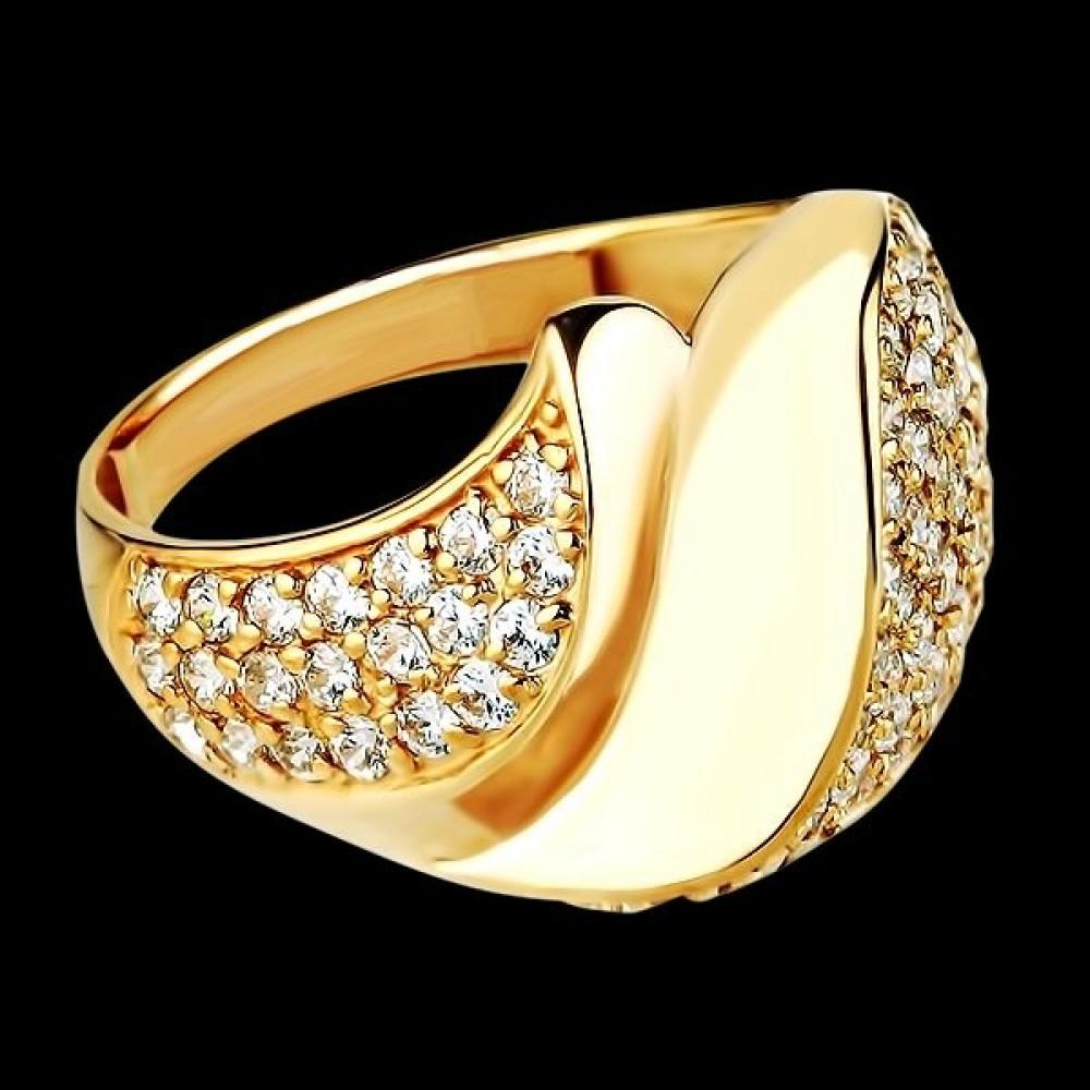 Золотое кольцо аг-111194