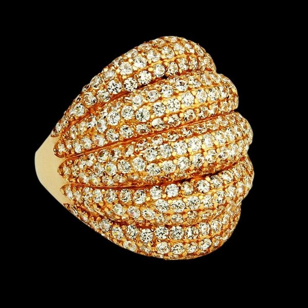 Золотое кольцо аг-111200