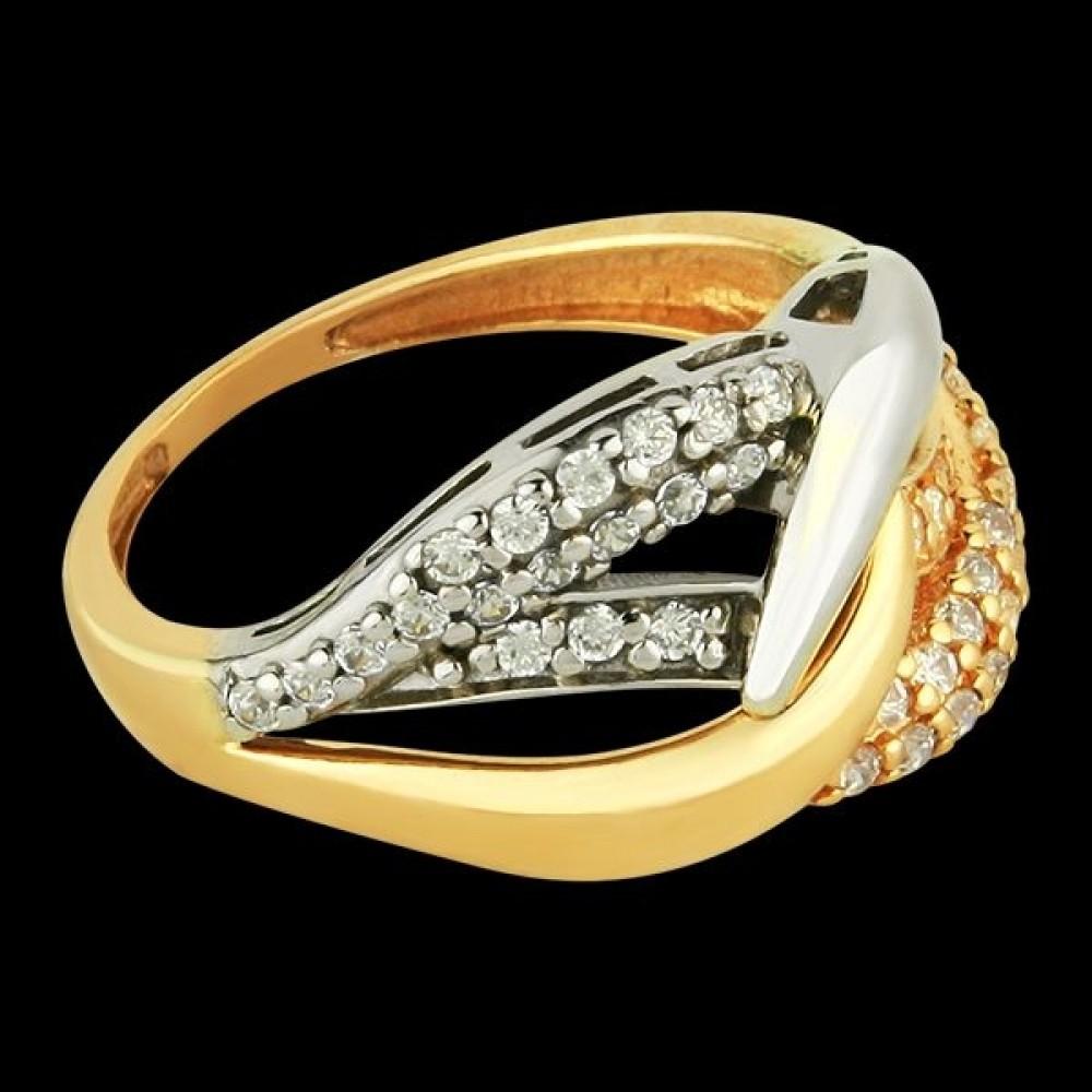 Золотое кольцо аг-111226
