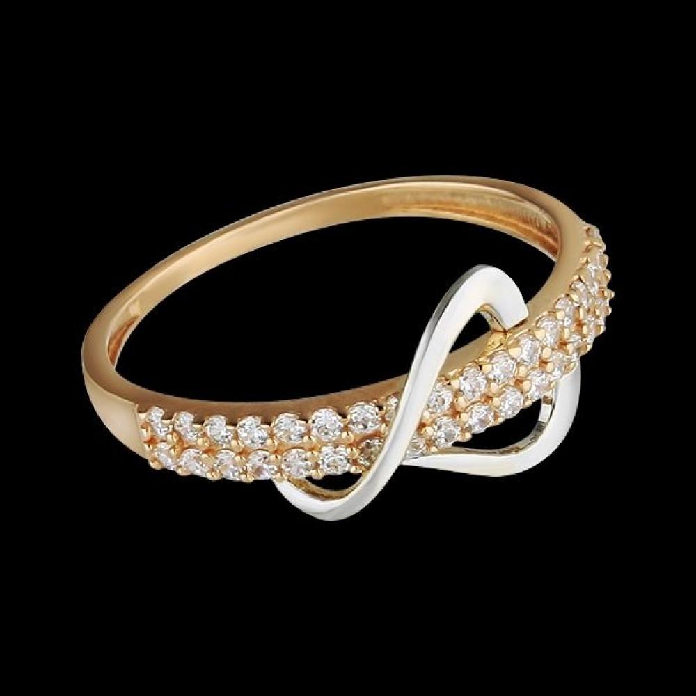 Золотое кольцо аг-111328