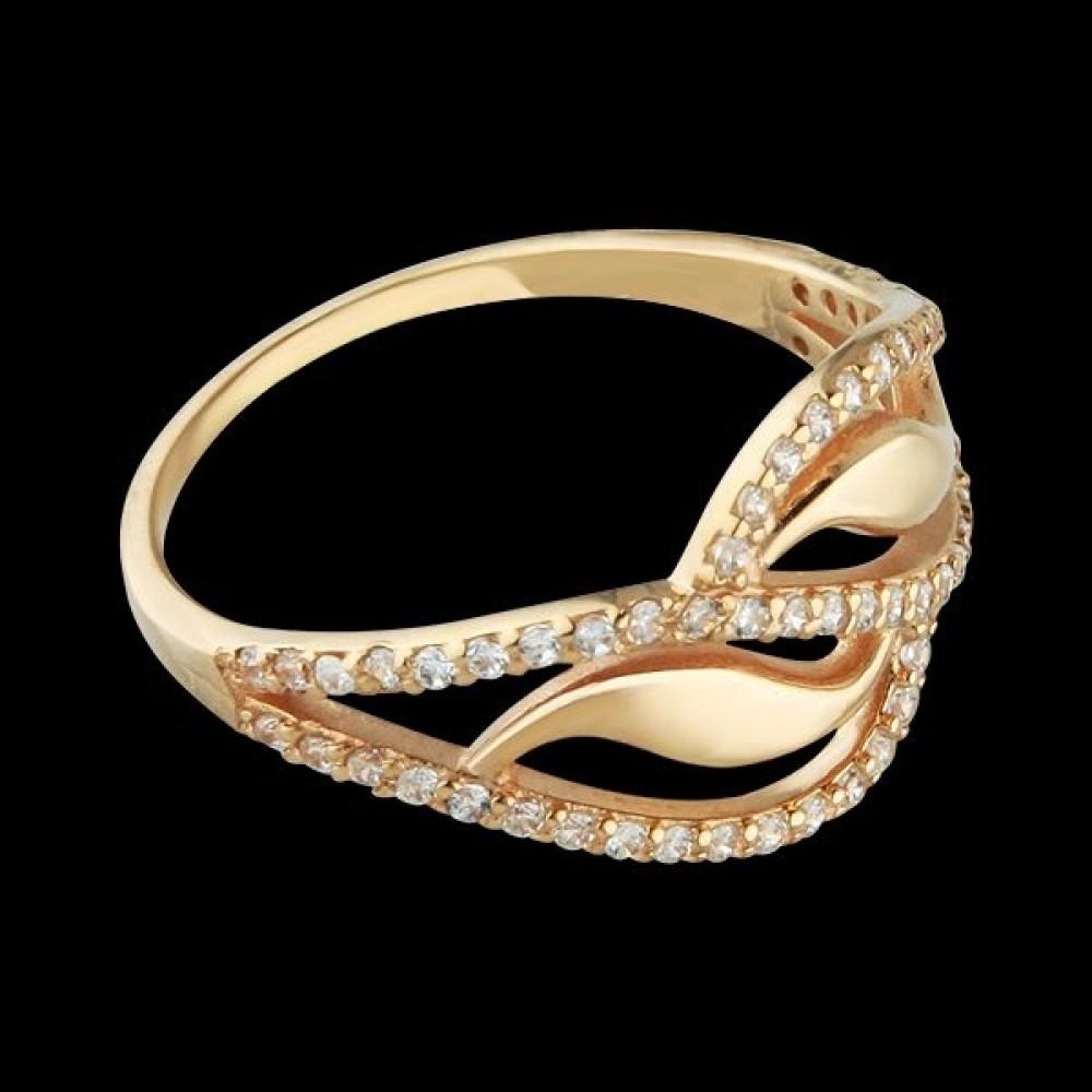 Золотое кольцо аг-111353