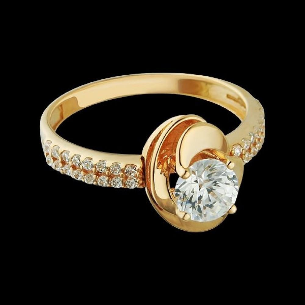 Золотое кольцо аг-111368