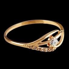 Золотое кольцо аг-1710250