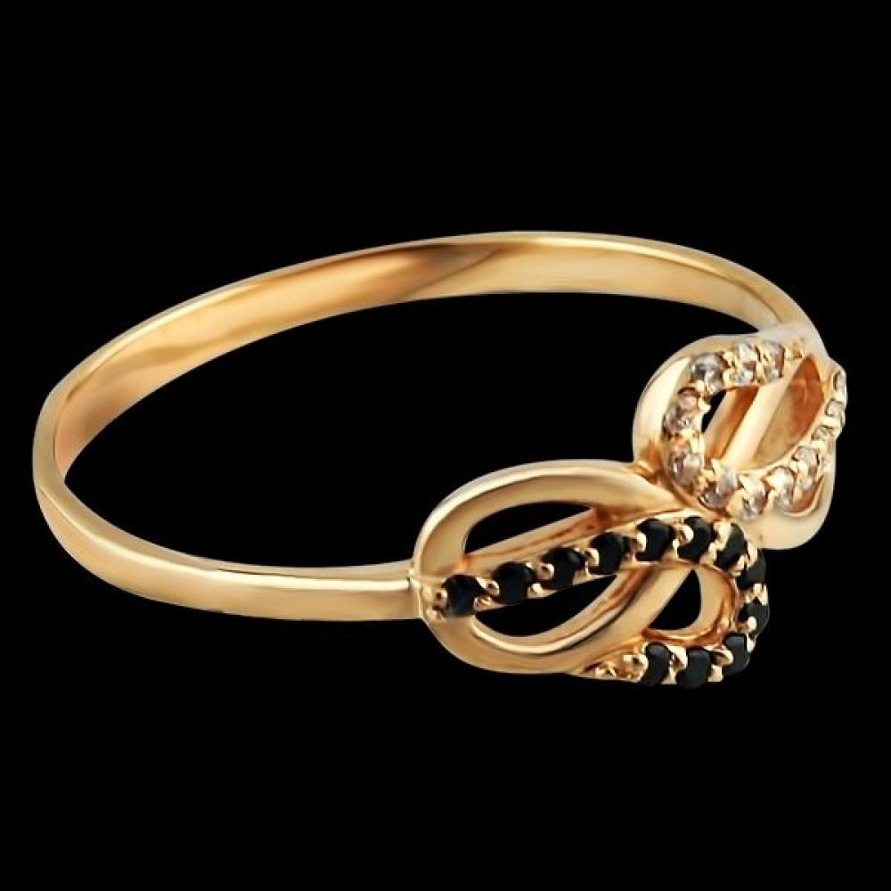 Золотое кольцо аг-1710252