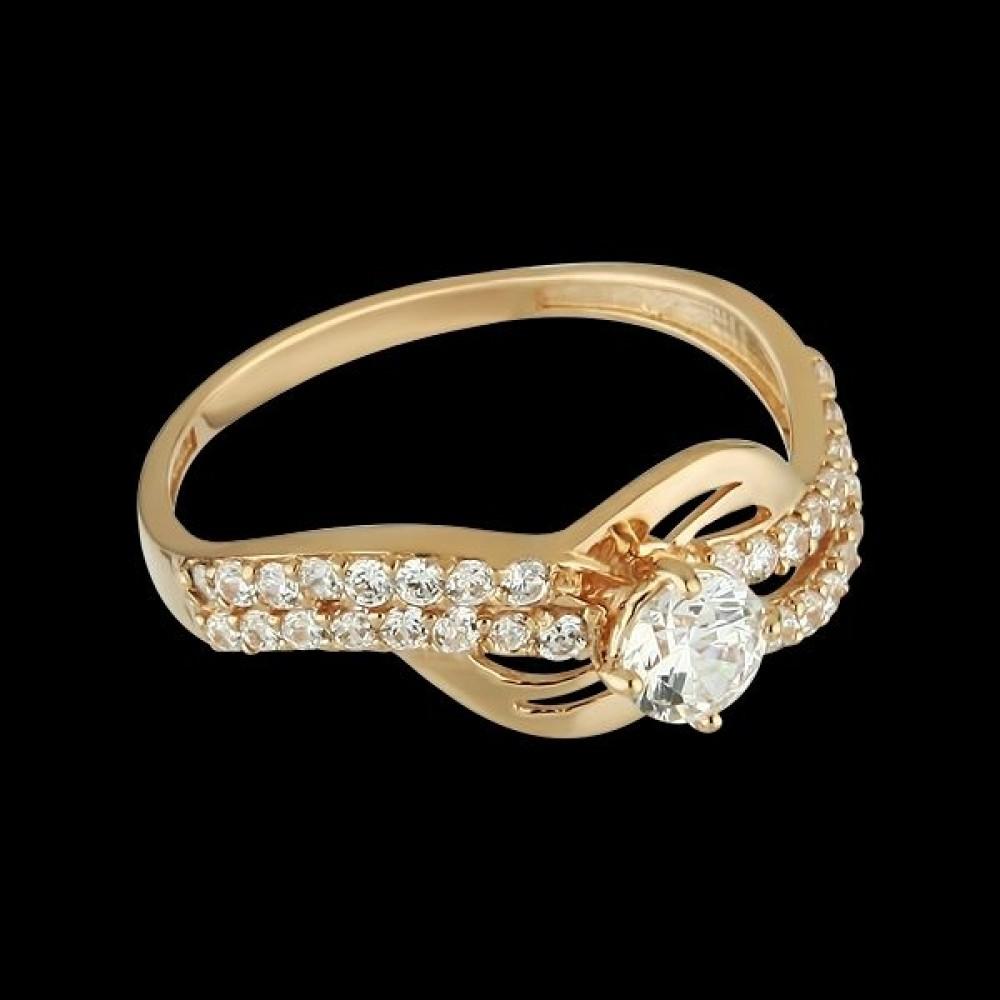 Золотое кольцо аг-1710311