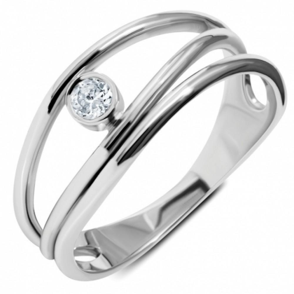 Серебряное кольцо ЛЗ-19064