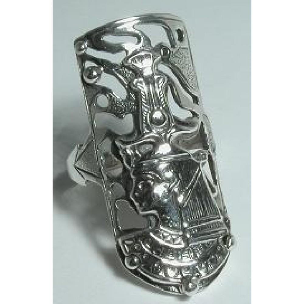 Срібна каблучка Єгипет  бр-2100239