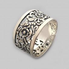 Серебряное кольцо бр-0059821