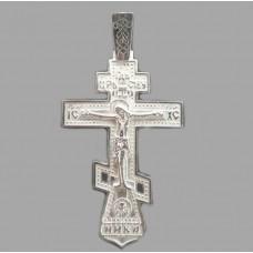Серебряный крест стк-87