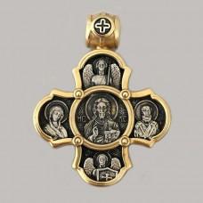 Серебряный крест ЛЗ-34051