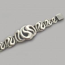 Срібний браслет Ілюзія БР-0038051