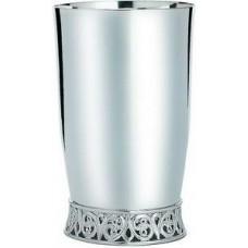 Серебряный стакан для воды ХЮ-080514