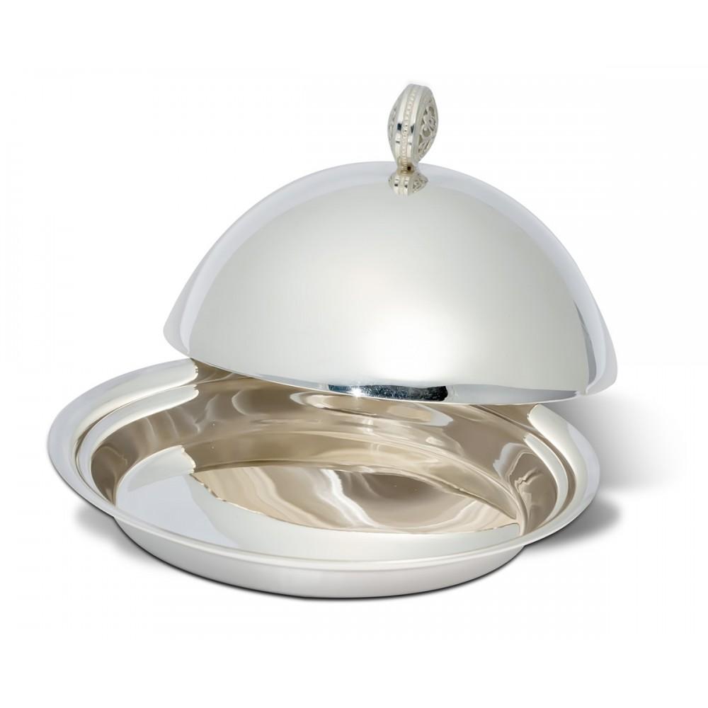Серебряная масленка ХЮ-080726