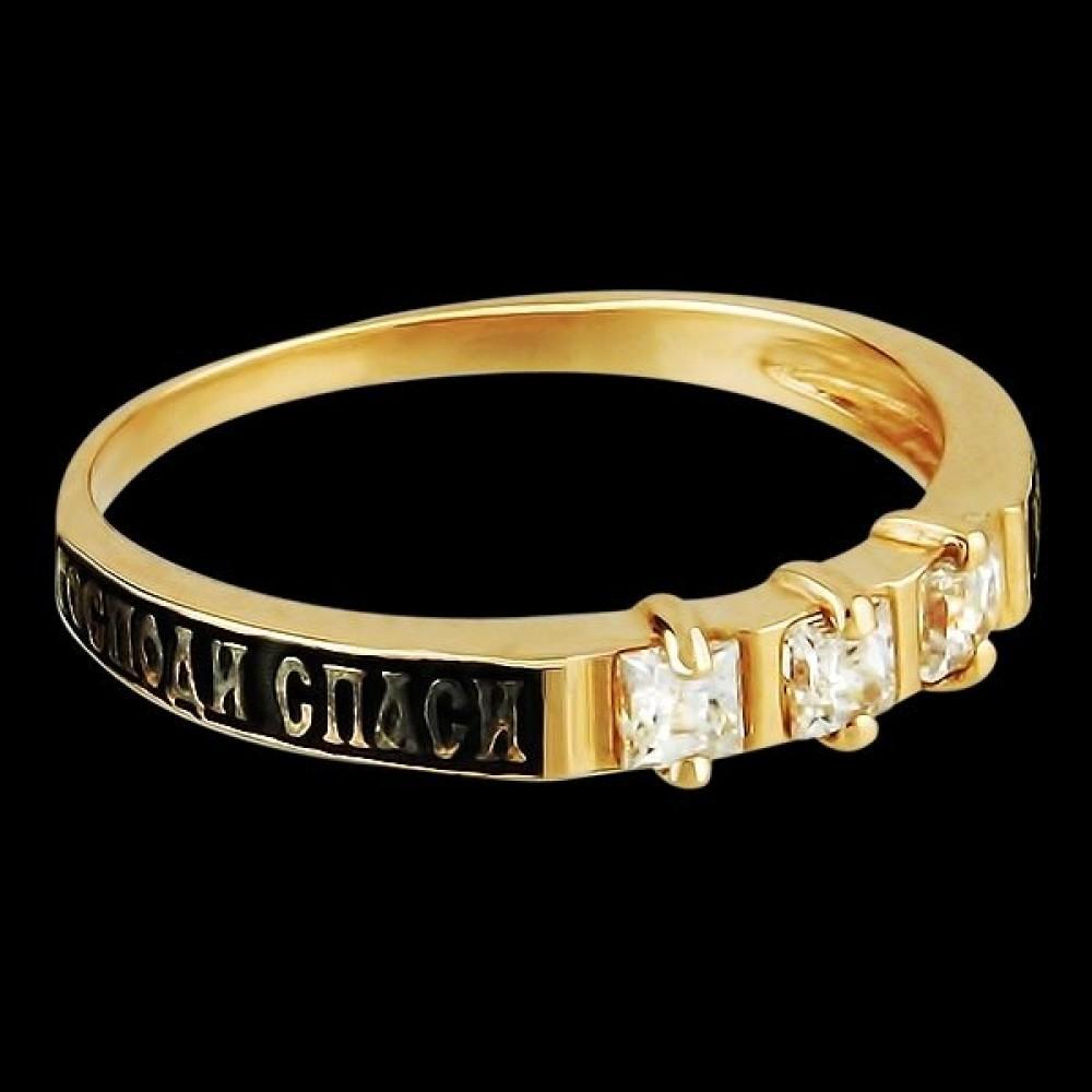Золотое кольцо аг-111148