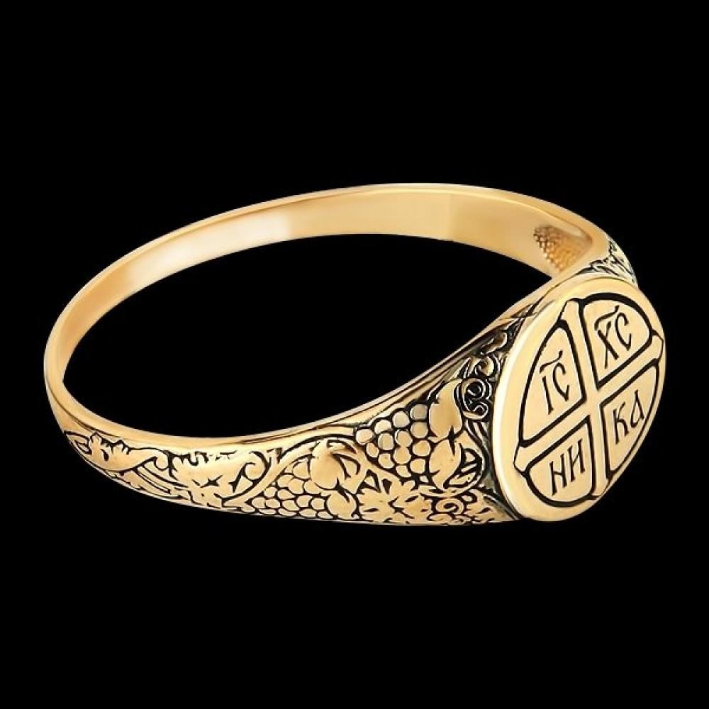 Золотое кольцо аг-111216