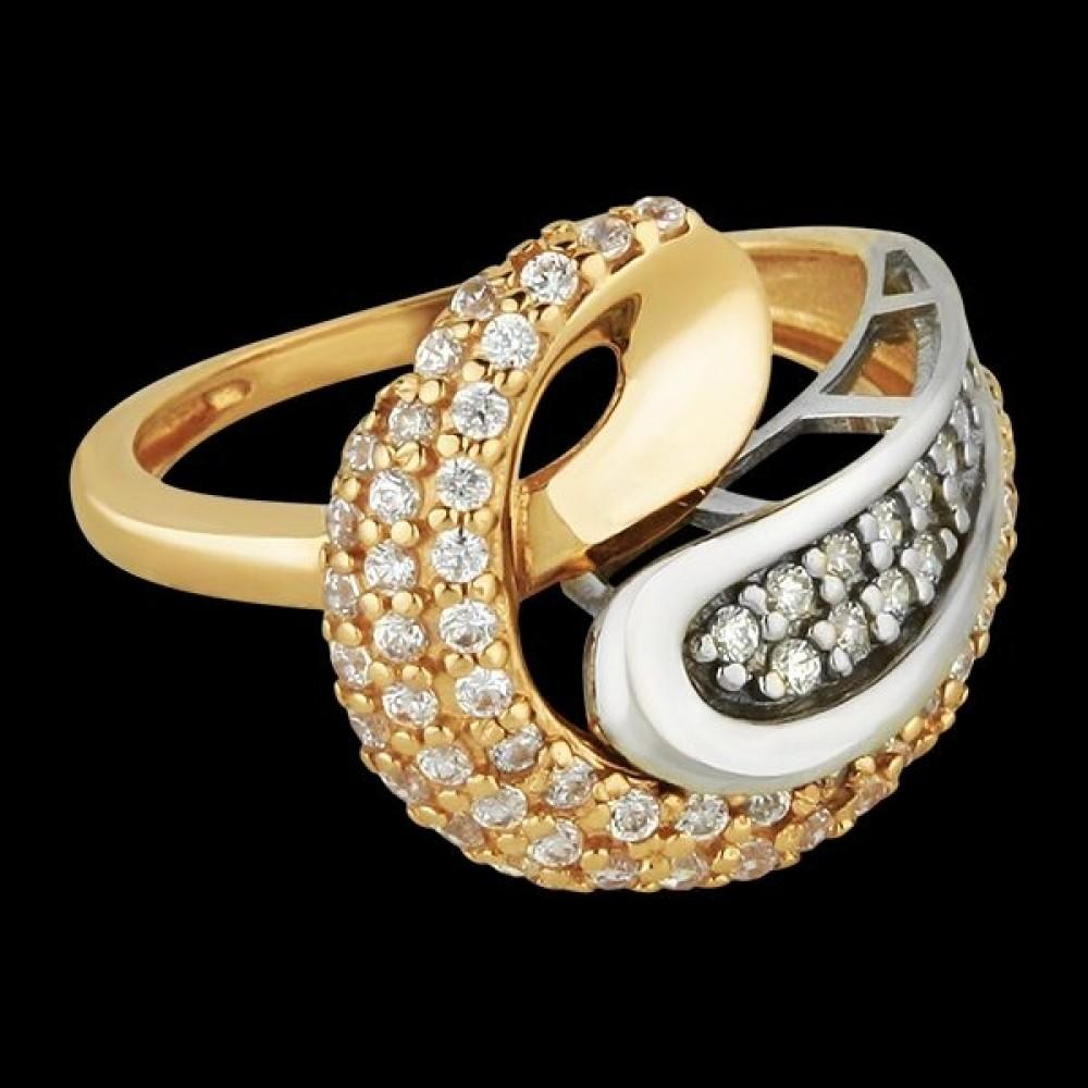 Золотое кольцо аг-111228