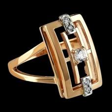 Золотое кольцо аг-1710245