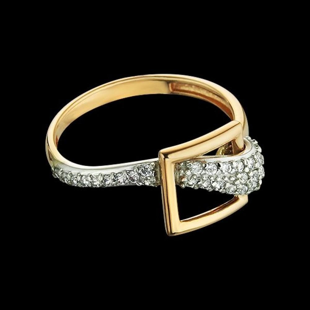Золотое кольцо аг-1710362