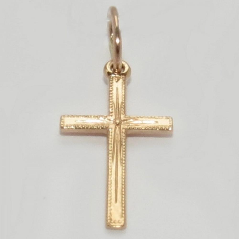 Золотой крест дс-10004