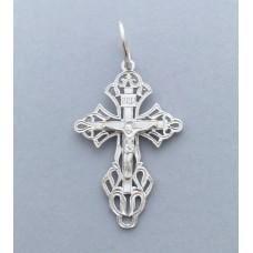 Срібний хрестик БК-169