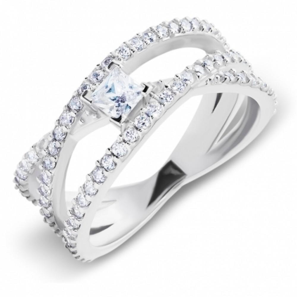 Серебряное кольцо ЛЗ-1949