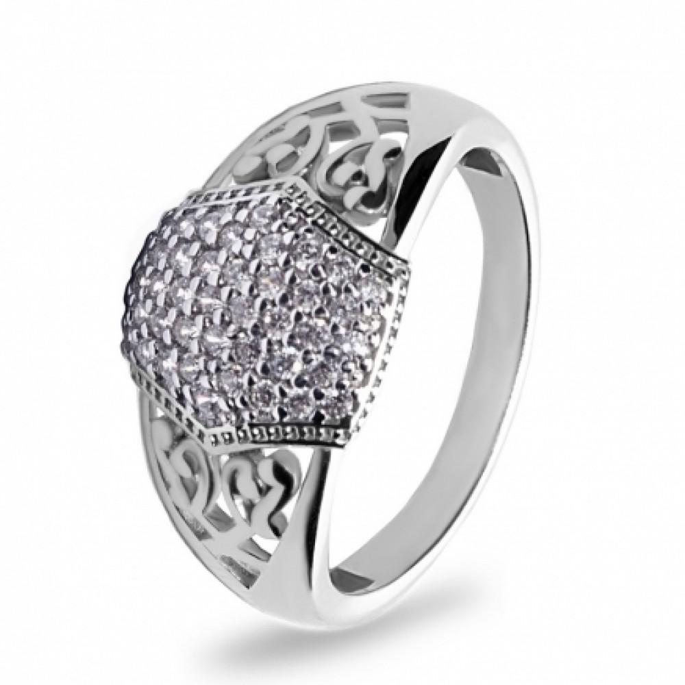 Серебряное кольцо ЛЗ-1973