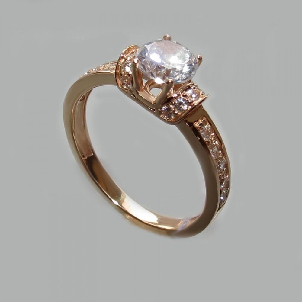 Золотое кольцо ДС-20038