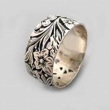 Серебряное кольцо бр-0000121